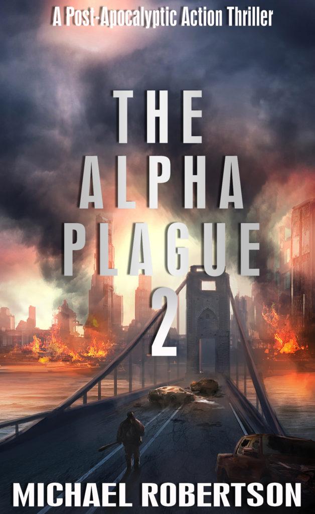 The Alpha Plague 2 - ebook - Medium Quality