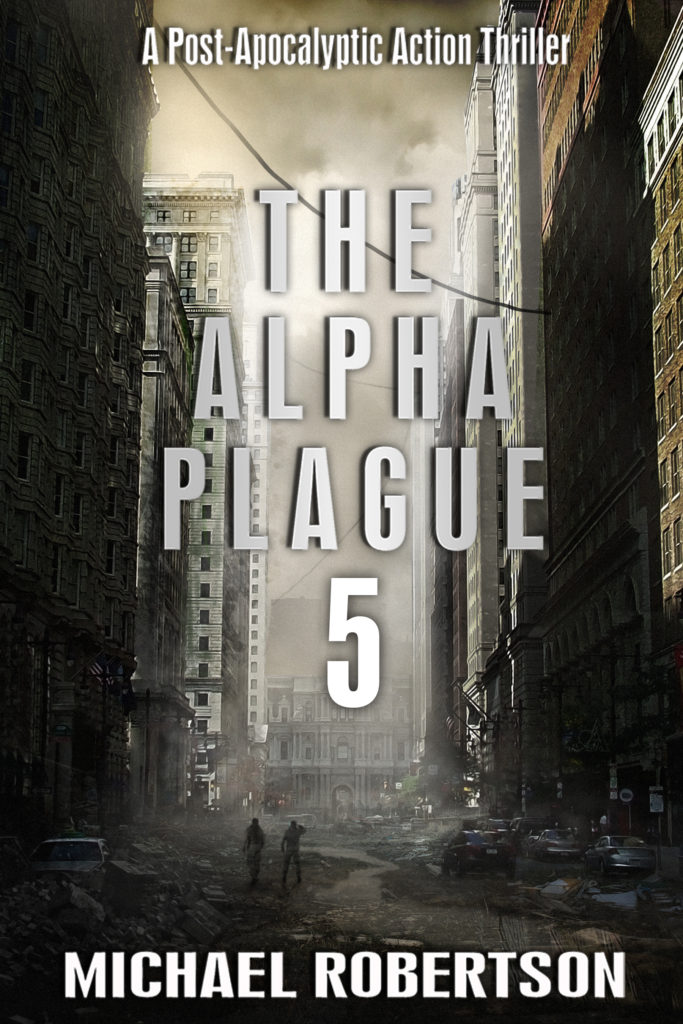 The Alpha Plague 5 - Medium Quality