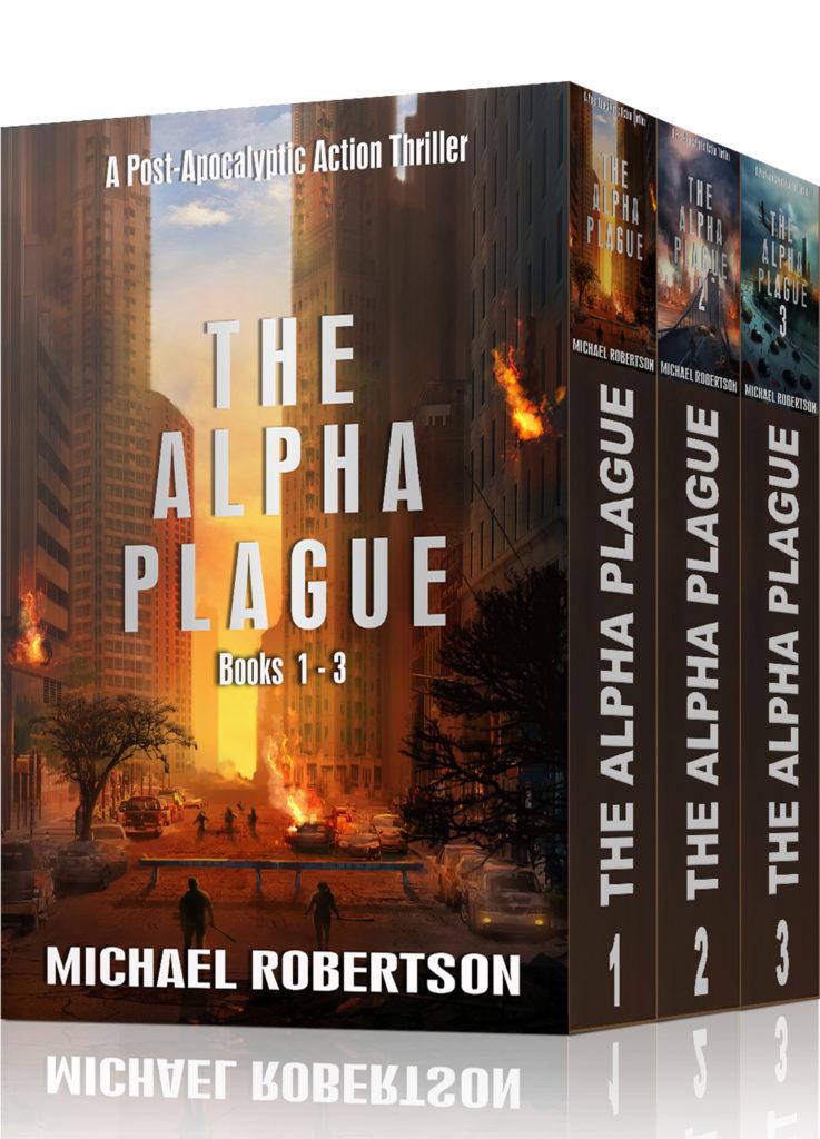 The_Alpha_Plague_Box_Set - 3D image