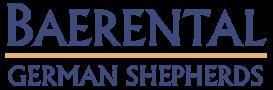 Baerental German Shepherds