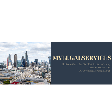 My Legal Services Logo