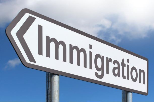 Immigration Sign
