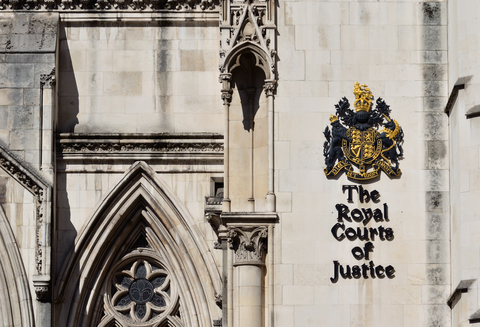 The royal course of justice
