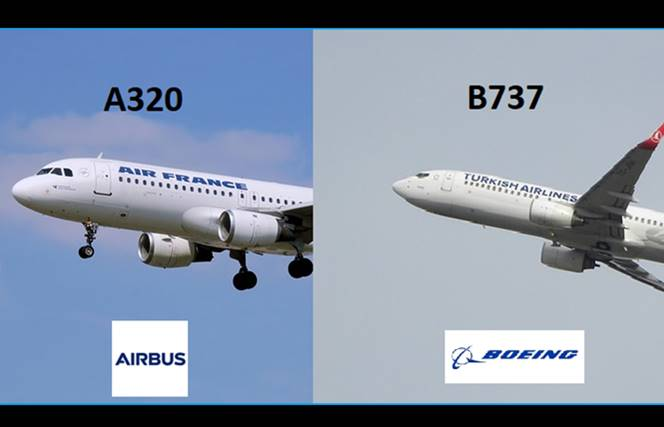 A32 B737 differences