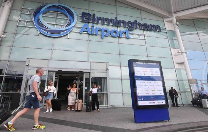 birmingham airport coronavirus mortuary
