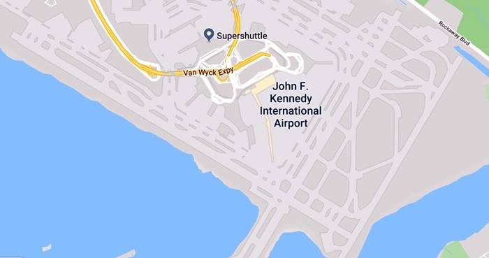 JFK airport layout Air Traffic Controller