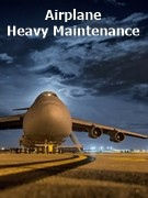 airplane heavy maintenance