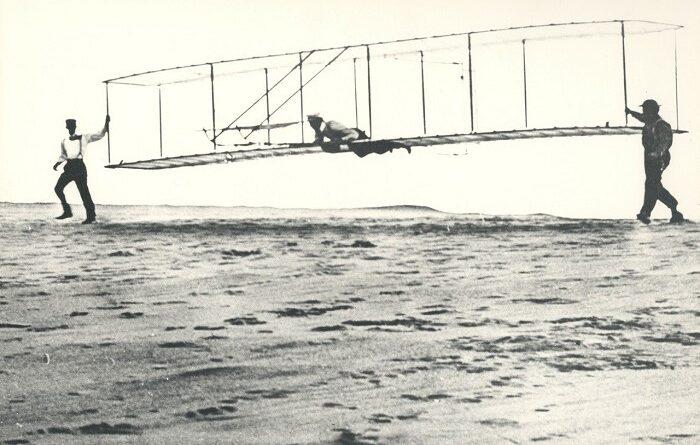 wright brothers aviation history