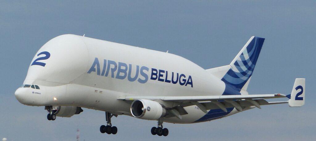 """Airbus A330-743L """"Beluga XL"""""""
