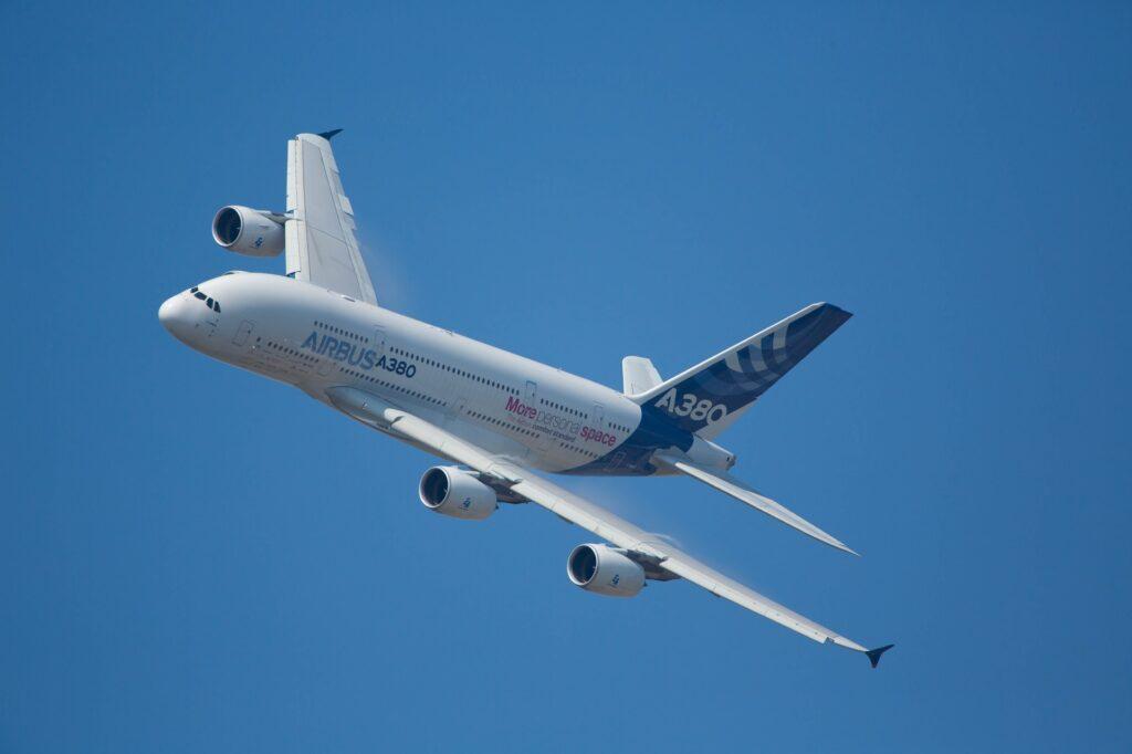 Airbus 380 – 800