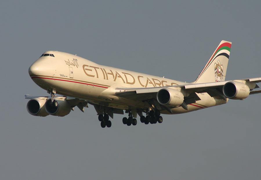 Boeing 747 – 800