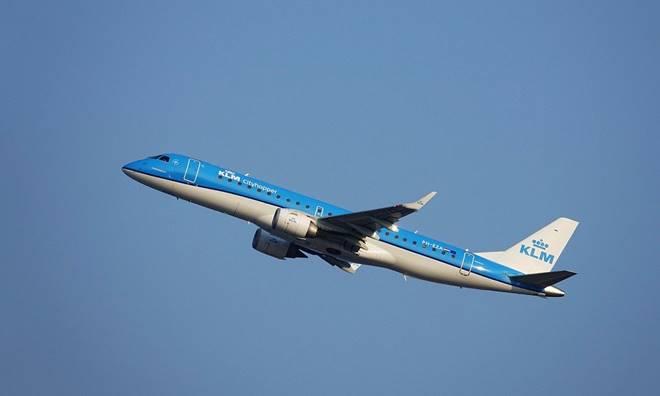 KLM airlines base