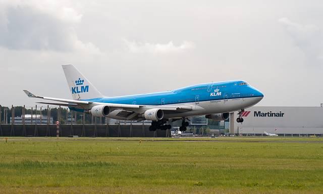 Schiphol plane spotting