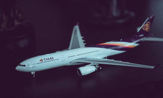 thai airlines base