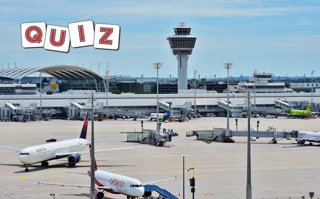 busiest airport quiz