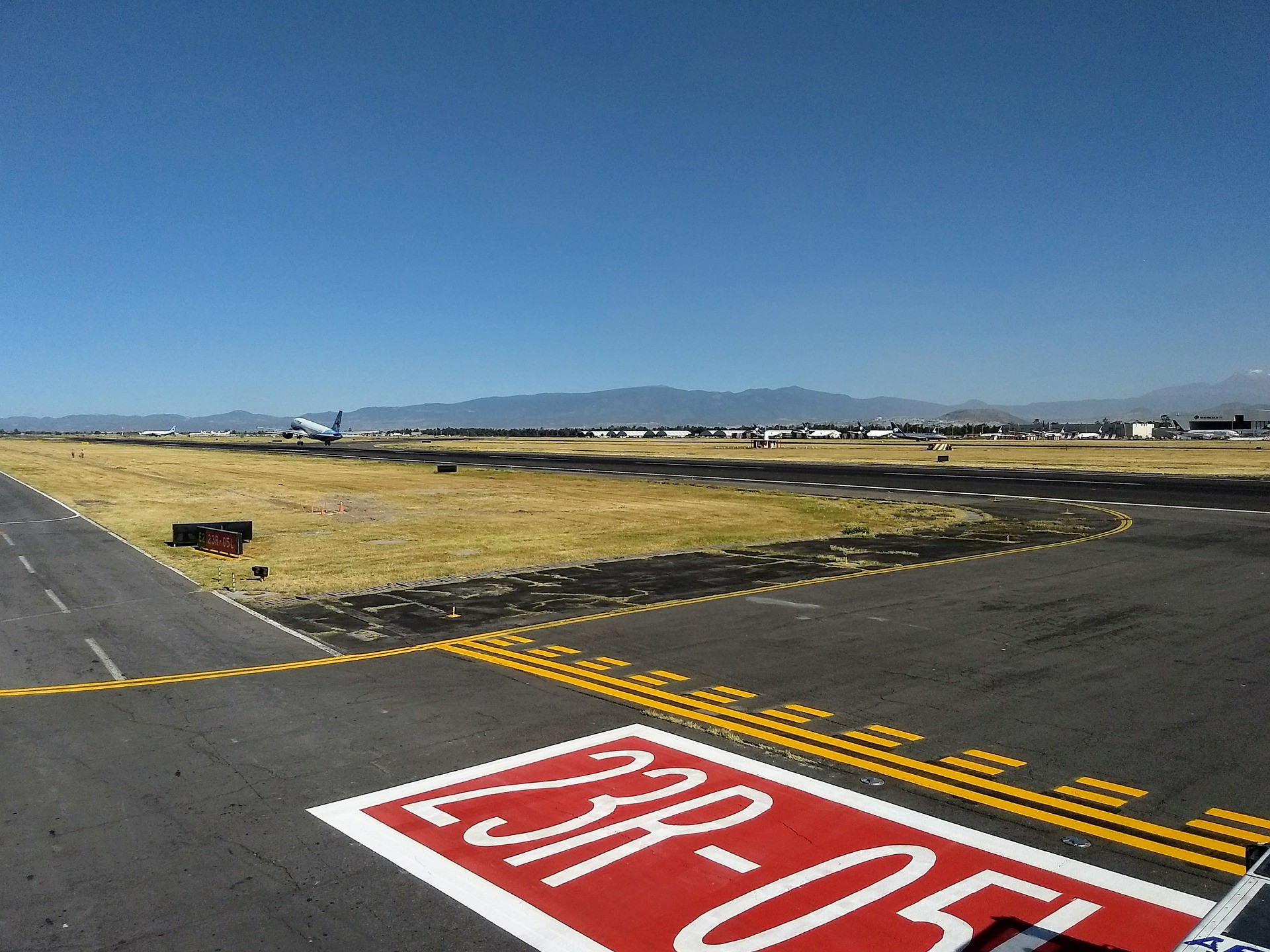 runway holding point