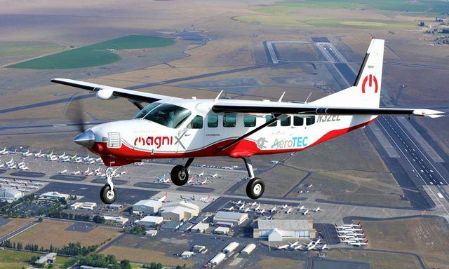 largest electric plane