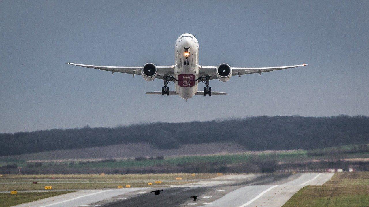 Aircraft-Departure