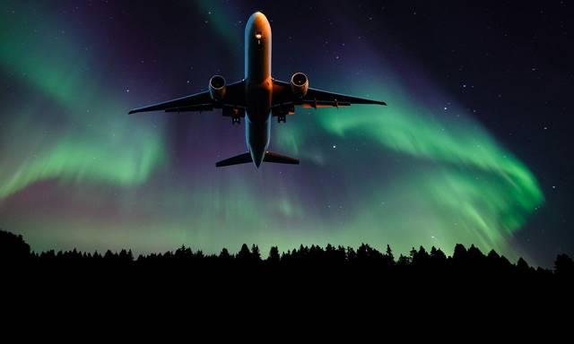Aircraft holding procedure