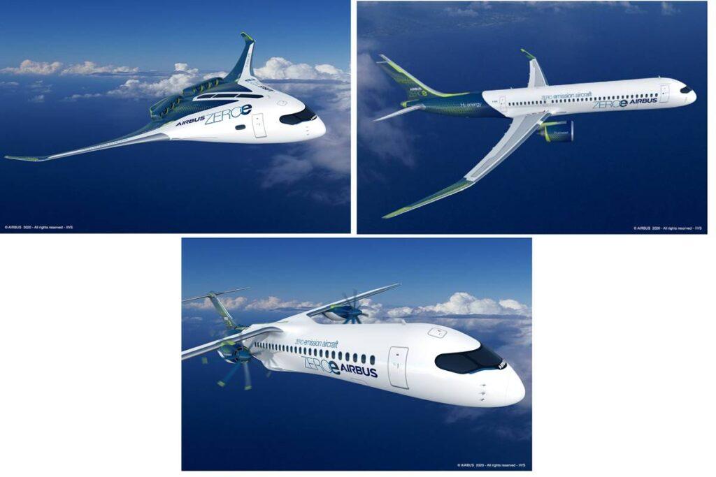 Zero emmision Concept Airbus