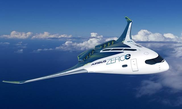 Airbus Zero-e concept