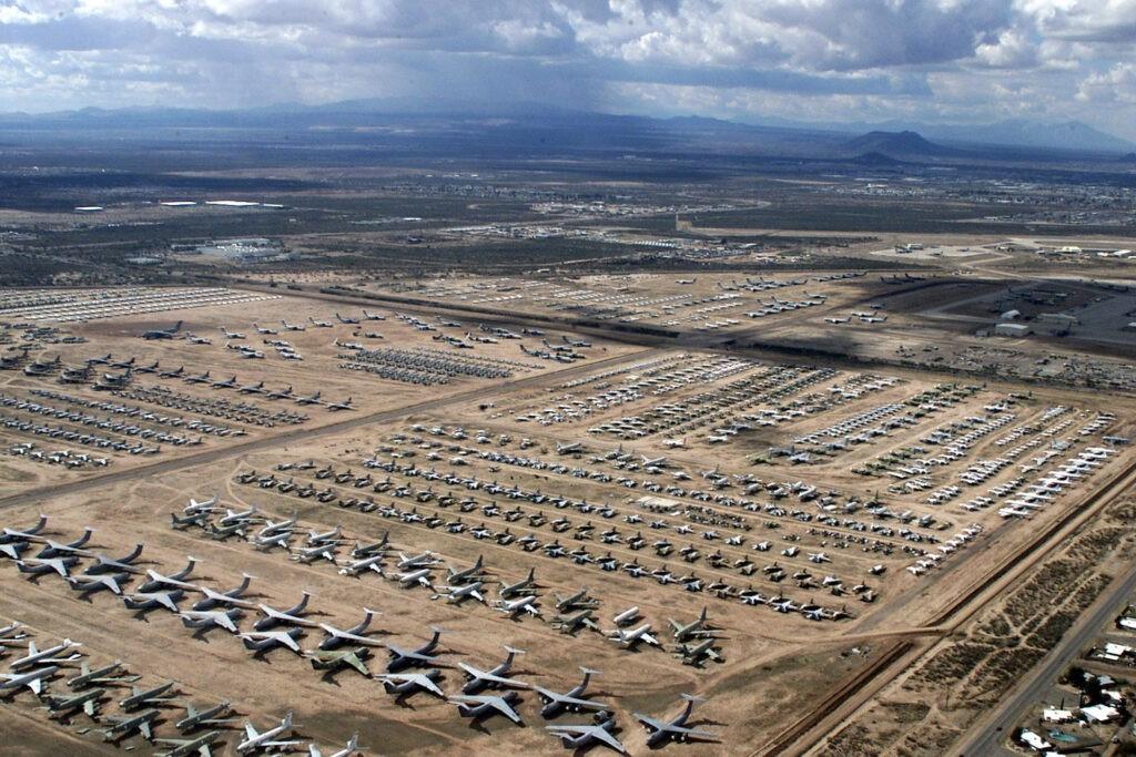 Davis-Monthan Air Base