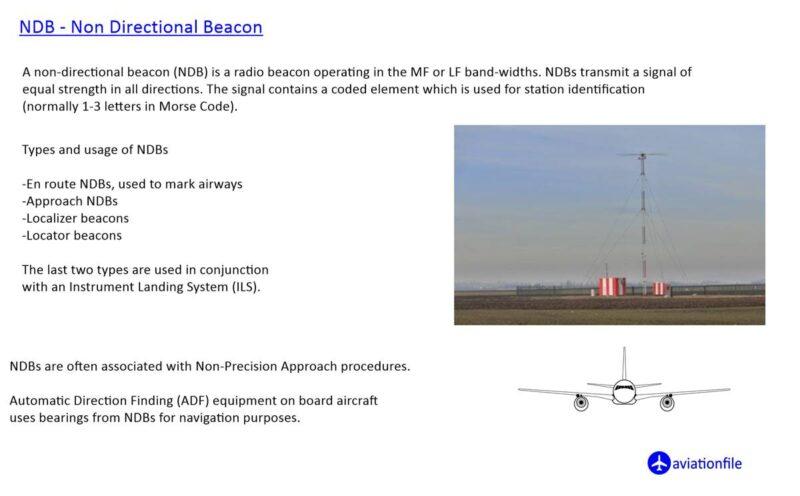 NDB - Non Directional Beacon