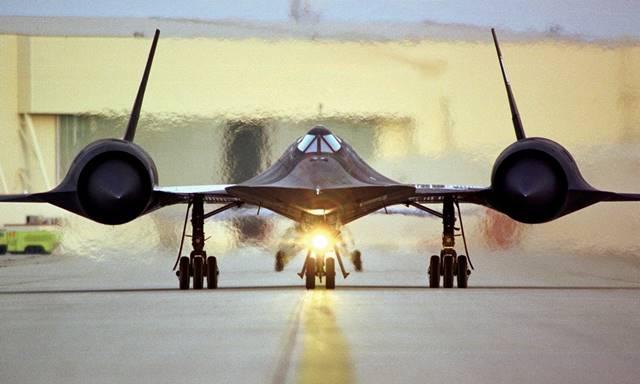 Fuselage of airplane