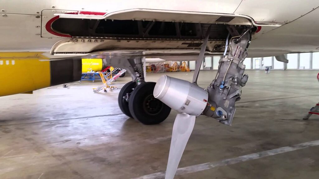 Ram Air Turbine (RAT)