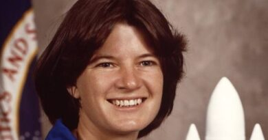 Sally ride first american astronaut