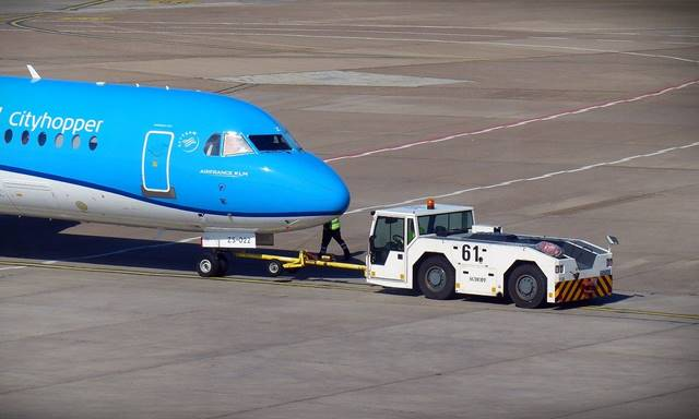 Pushback Towing Definition