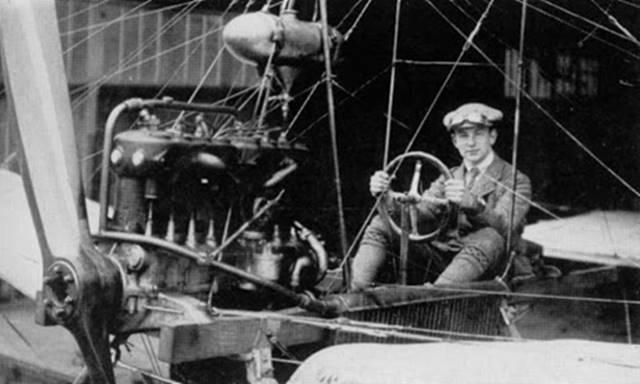 Anthony Fokker the flying dutchman