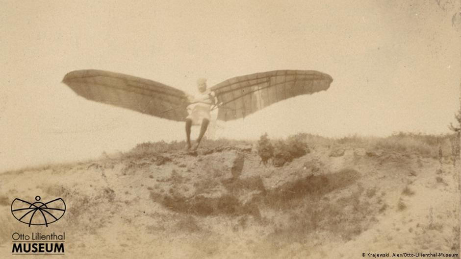 Otto Lilienthal - a German pioneer of aviation