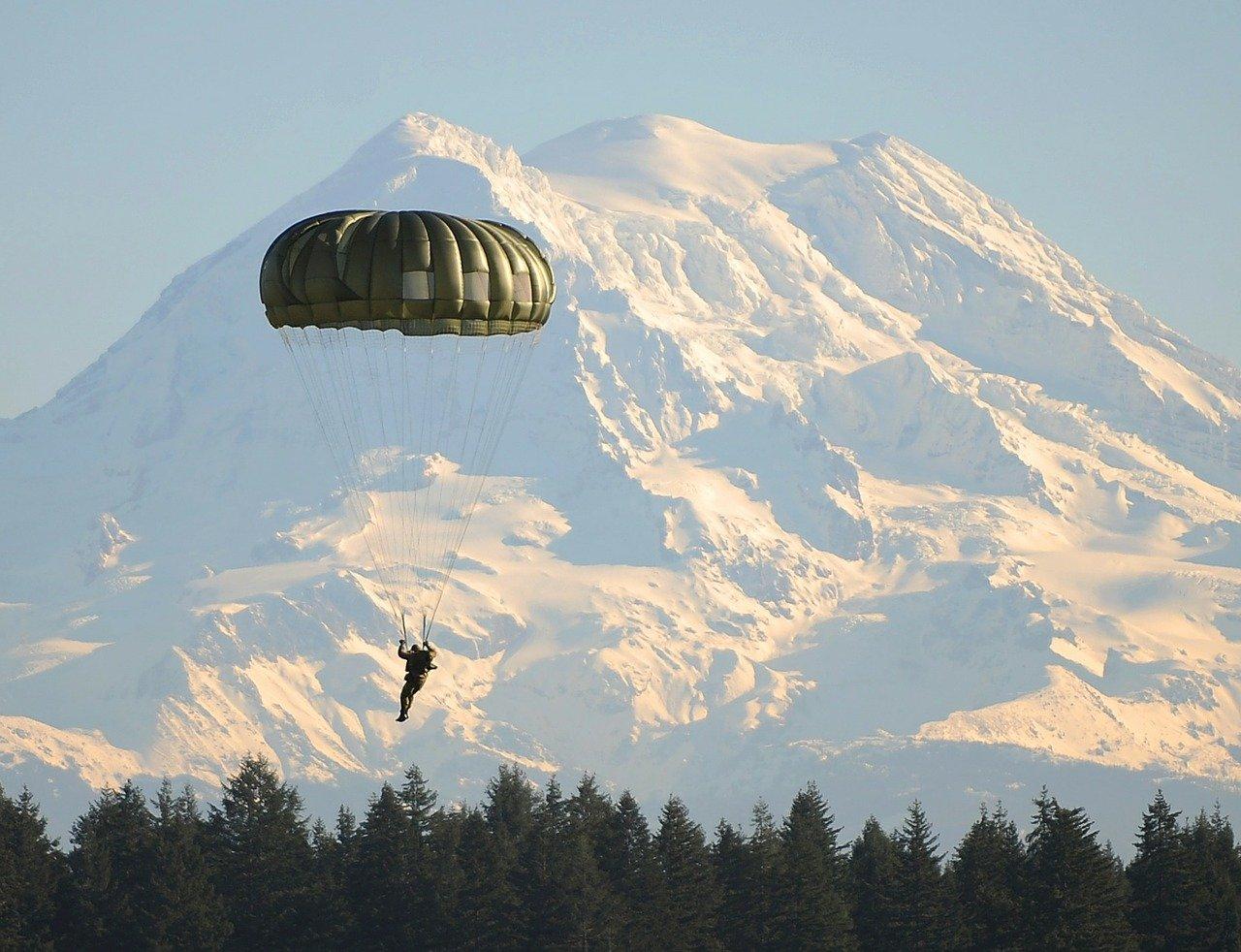 parachute single