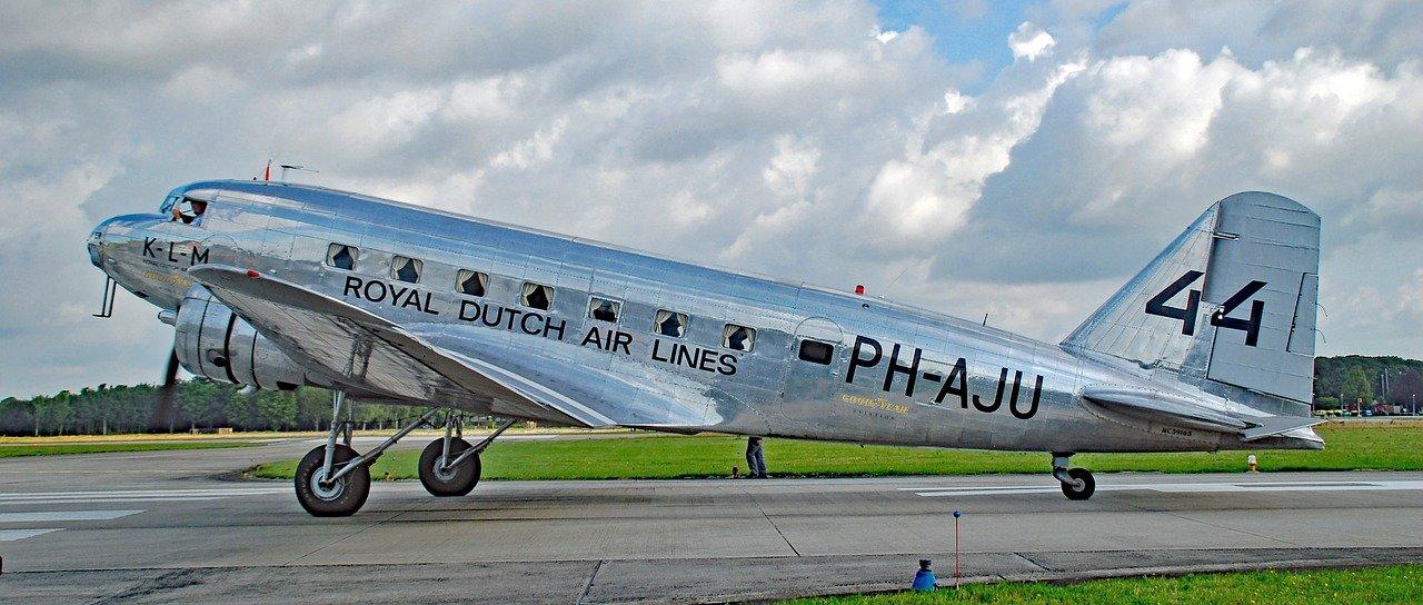 plane history