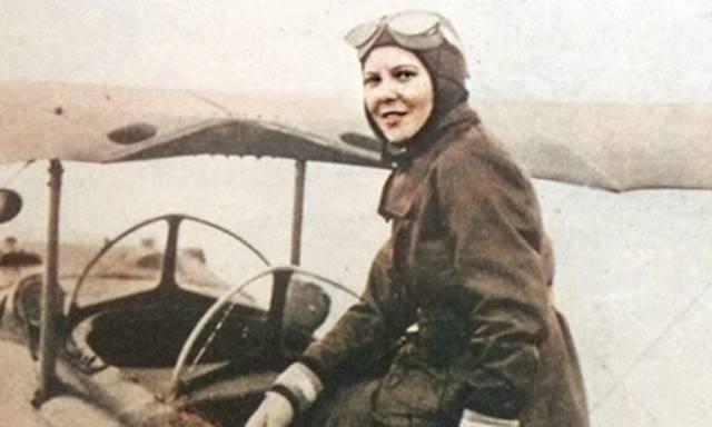Sabiha Gökçen - The World's First Female Fighter Pilot