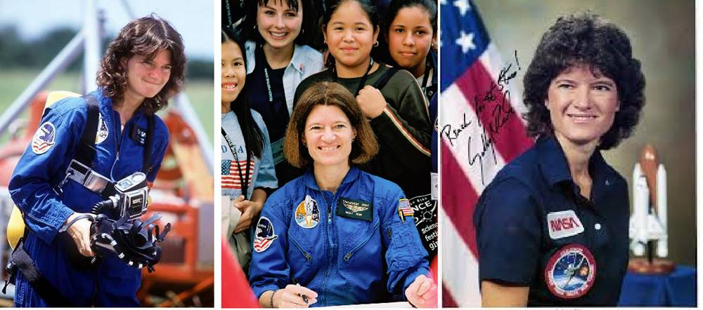 Sally Ride pictures