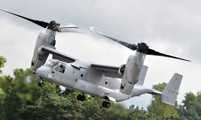 tilt rotor aircraft