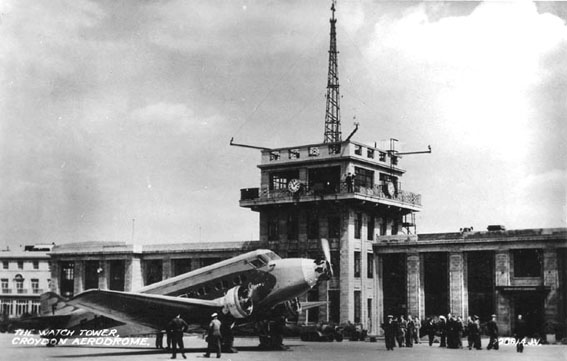 airport of croydon