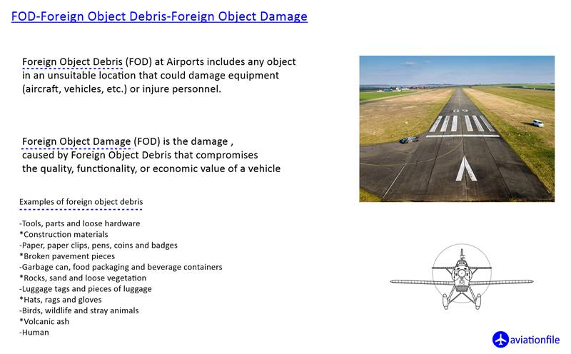 FOD-Foreign Object Debris