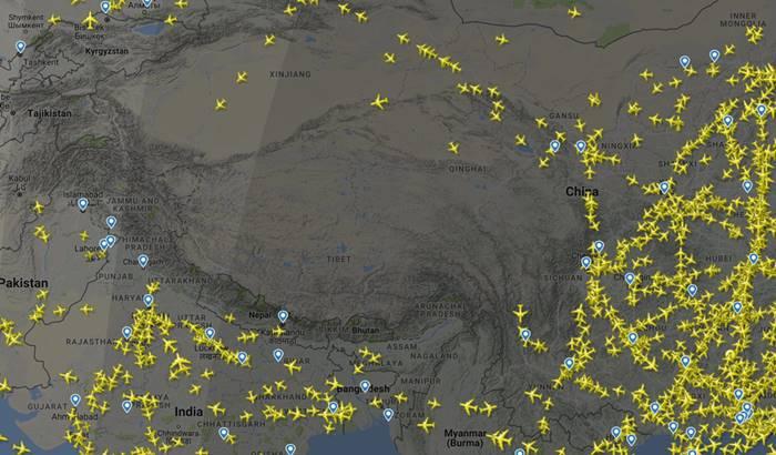 Tibet fly