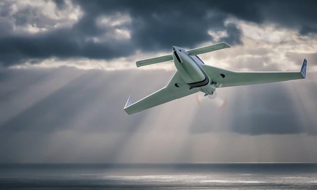canard aircraft featured