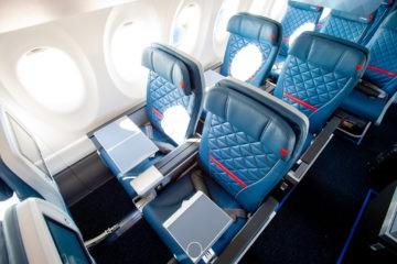 airplane windows A220