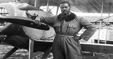 First Black Fighter Pilot