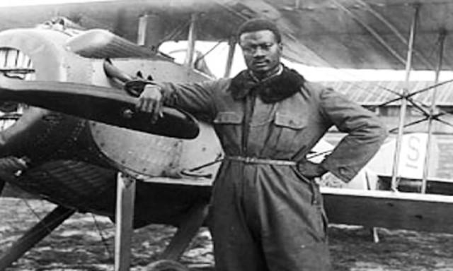 First Black Fighter Pilot