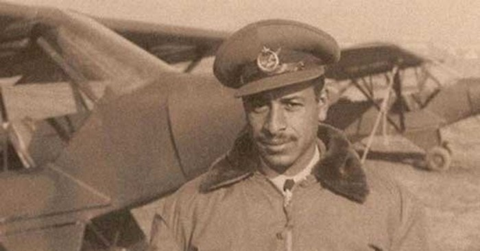 Ahmet Ali Çelikten-first black fighter pilot