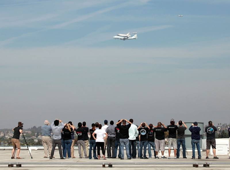 nasa launch spotters