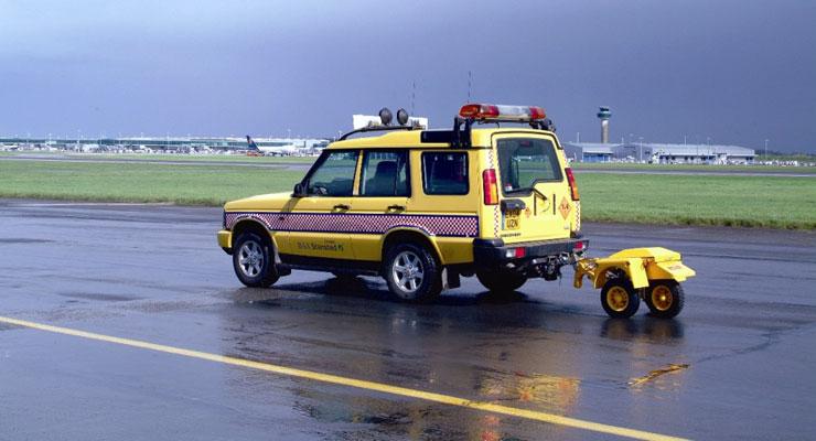 runway friction tester-skiddometer