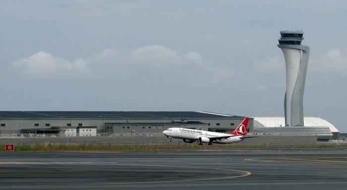 biggest airport