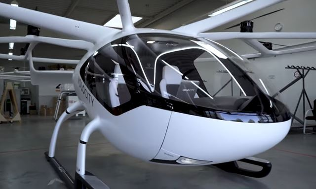 Volocopter-volocity